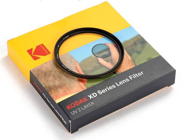 KODAK XD SERIES 52MM 2 LAYER UV Filter