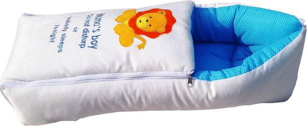 Nagar International biue lion sleeping bag for new born baby Sleeping Bag