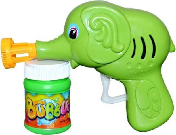 affordy collection Elephant Bubble Maker toy Toy Bubble Maker