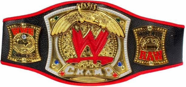 Planet of Toys Boxing Light Weight Championship Winner Belt with Light for Kids, Children