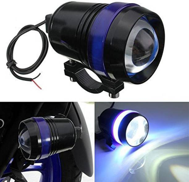 AutoPowerz LED Fog Light For Universal For Bike Universal For Bike