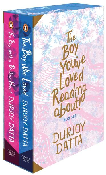 The Boy You've Loved Reading About Box Set