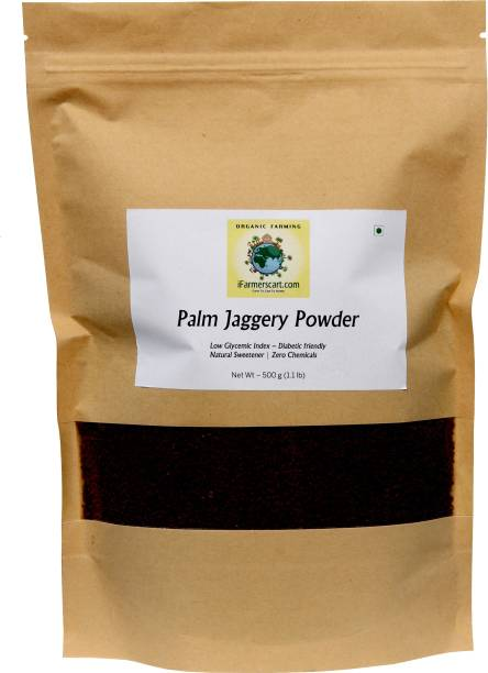 iFarmerscart Palm Jaggery Powder Powder Jaggery