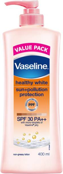 Vaseline Healthy White Sun Plus Pollution Protection SPF 30 PA++ Body Lotion
