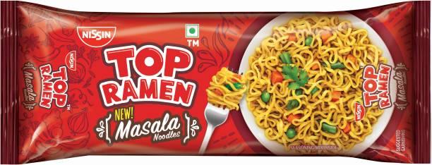 TOP RAMEN Masala Instant Noodles Vegetarian
