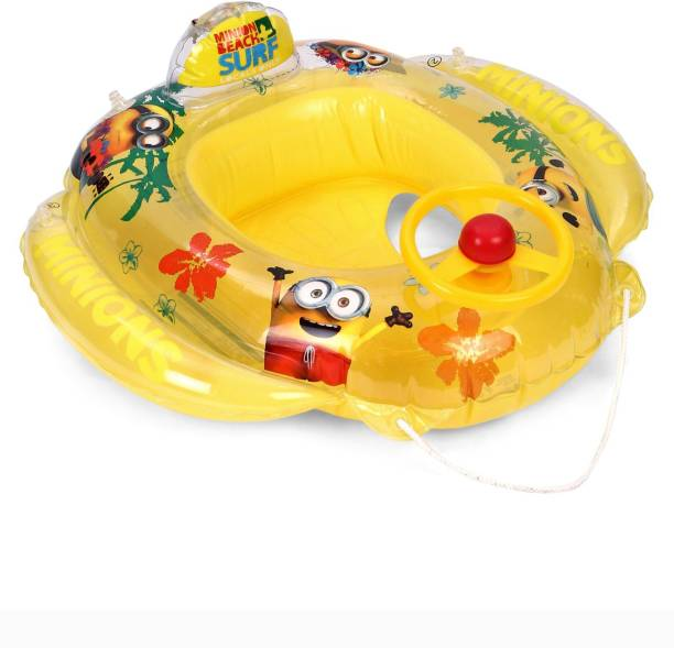 Minion Inflatable Swimming Boat Inflatable Swimming Pool