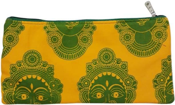e0172f869 Productmine Kalamkari designer ethnic Purse Pouch Mobile Pouch Coin Purse