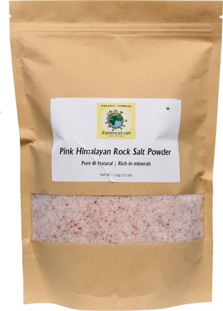 iFarmerscart Pink Himalayan Rock Salt Powder Himalayan Pink Salt