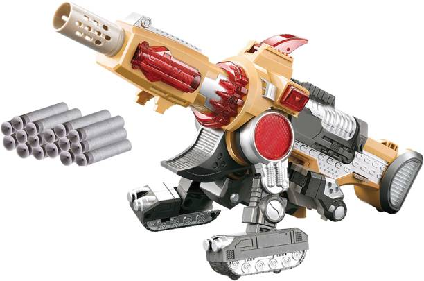 MITASHI Bang Battle Blaster Toy Gun (ZY800446) Guns & Darts