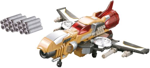 MITASHI Bang Aero Attack Toy Gun(ZY800444) Guns & Darts