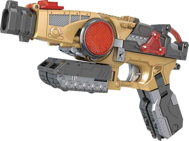 MITASHI Bang Fighter Force Toy Gun (ZY800445) Guns & Darts
