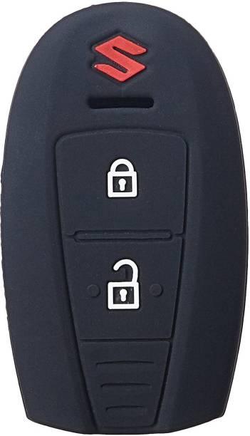 Aryshaa Car key cover for SUZUKI VITARA BREZZA/SCROSS/BALENO /SWIFT/CIAZ SMART Car Key Cover
