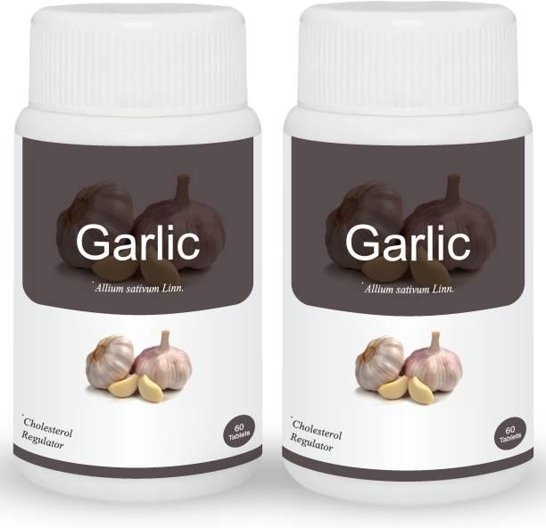 Herb Essential Garlic (Lasuna/Allium Sativum) 500 mg - 60