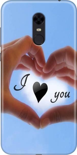 KVOICE Back Cover for Mi Redmi Note 5