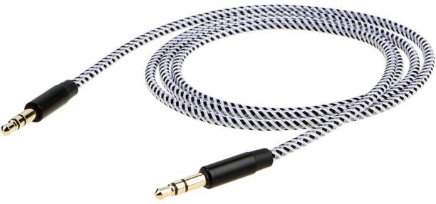 LECO Auxiliary Audio Ultra Slim and Soft AUX Cable