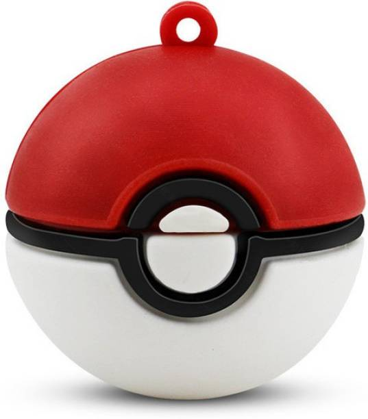 Tobo Pokemon Go Poke Ball USB Flash Drive 16GB by P46 Digital(Red) 16 GB Pen Drive