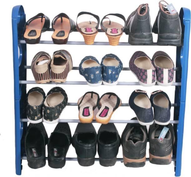 Ebee Plastic Shoe Stand