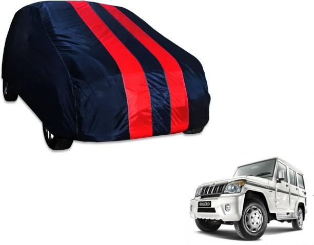 Flipkart SmartBuy Car Cover For Mahindra Bolero (Without Mirror Pockets)