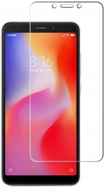 Power Tempered Glass Guard for Mi Redmi 6