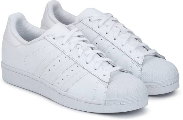 6b94ef4c1fd Adidas White Sneakers - Buy Adidas White Sneakers online at Best ...