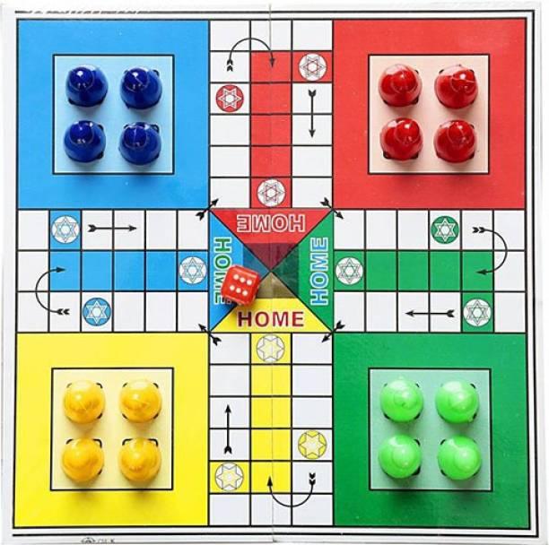 KIDZIAN LUDO - SNAKES & LADDERS - Board Game - Best Board Games Party & Fun Games Board Game
