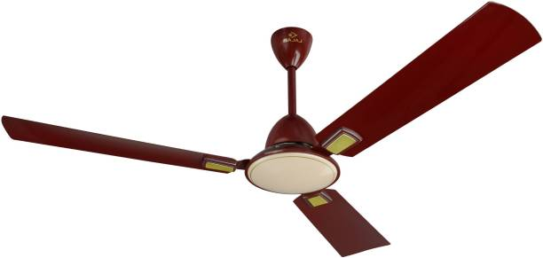 BAJAJ Ultima DZiner2T 1200 mm Topaz CF 1200 mm 3 Blade Ceiling Fan