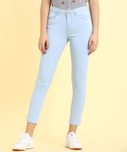 dd41d1164a7 Flying Machine Skinny Women Light Blue Jeans