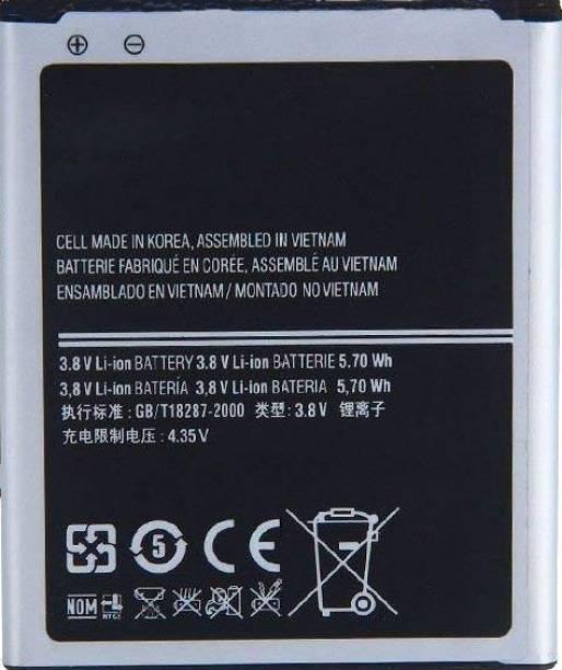 Grand Cell Mobile Battery For  Samsung Galaxy Grand Prime SM-G530H | SM-G530HZWDINS/INU | EB-BG530CBU