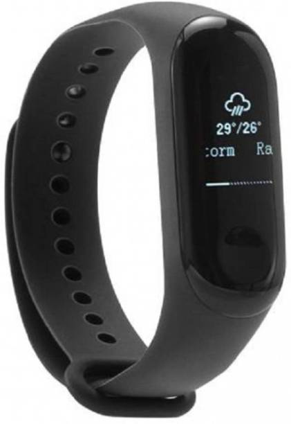 TECHNUV Super Fitness Heart rate Health WatchCalories Tracker Step Count SB07 Fitness Band