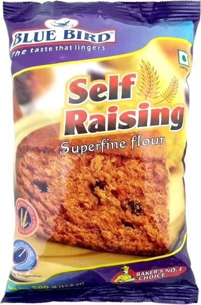 Bluebird Superfine Self Rising Flour Powder
