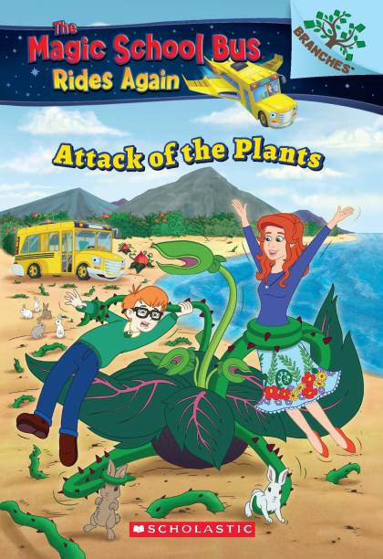 The Magic School Bus Rides Again - Attack of the Plants