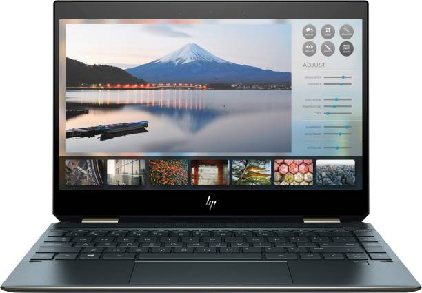 HP Spectre x360 Core i5 8th Gen - (8 GB/256 GB SSD/Windows 10 Pro) 13-ap0121TU 2 in 1 Laptop