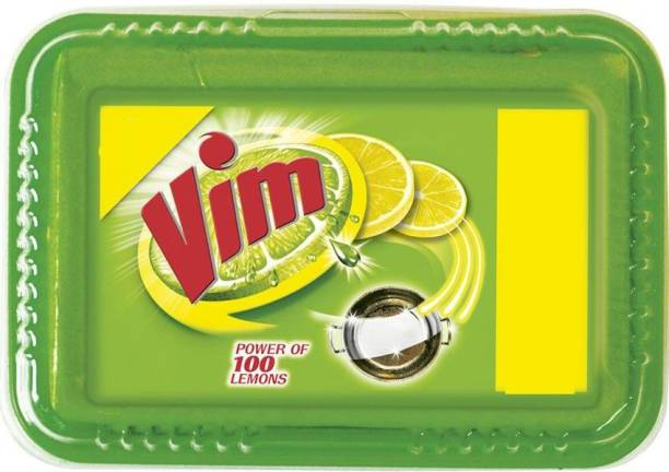 Vim new anti smell bar 500 gm tub Dishwash Bar