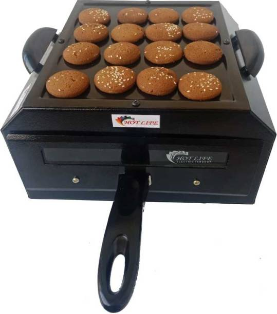 HOT LIFE Mini Combo Advance 2 in 1 Home & Kitchen Electric Tandoor