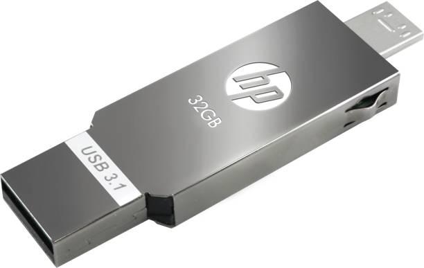 705e4f0abe0 HP MM-OTG032GB-02P 32 GB Pen Drive