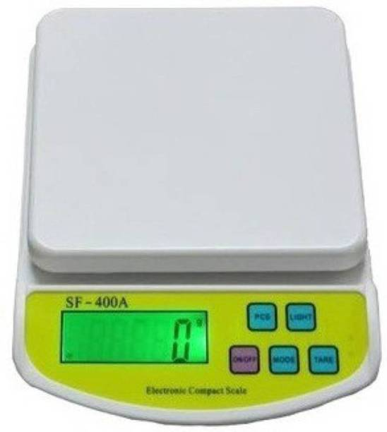 d623699a343 craftsera Venezzia 10kg Vegetable Kitchen Weighing Scale (Off-White) Weighing  Scale