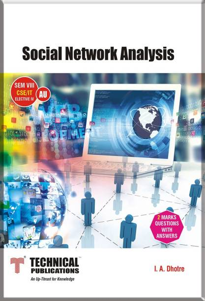 TEXT-Social Network Analysis for AU ( Elective IV)