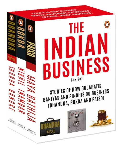 The Indian Business Box Set