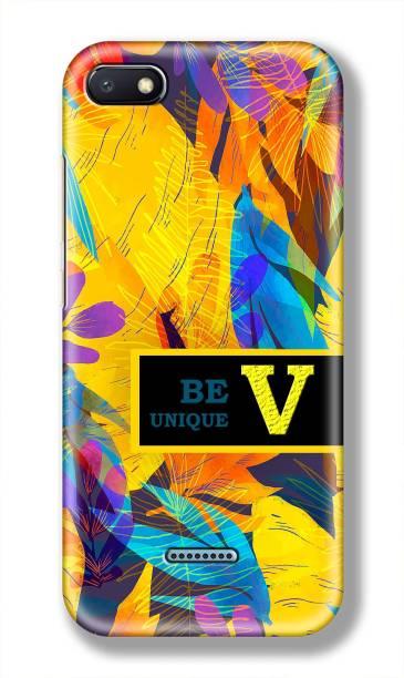 designer Back Cover for Mi Redmi 6A