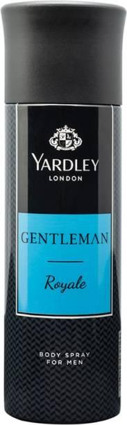 Yardley London Gentelman Royale Deodorant Spray  -  For Men