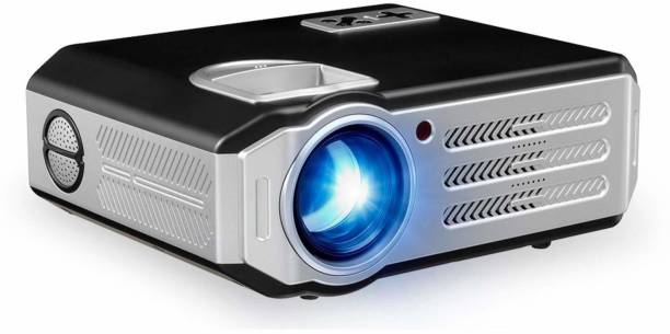 PLAY ™ 5500lm Smart WiFi Projector Video HDMI USB Full HD 1080P Android Projector 5500 Lumens Projectors TV Home Theatre Beamer Portable Projector