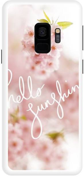 Soul Creation Back Cover for Samsung Galaxy S9