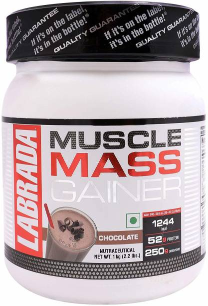 Labrada Muscle Mass Gainer Weight Gainers/Mass Gainers