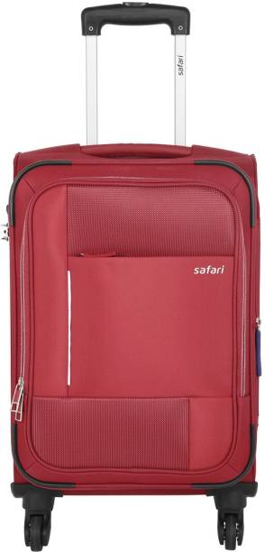 Safari PIXEL 4W 81 RED Expandable Check-in Luggage - 30 inch b4267e26a1afc