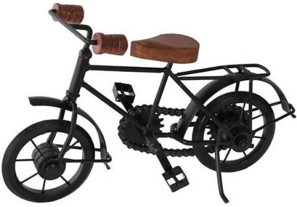 Universal Handicraft UH-CYCLE-1025 Wood, Iron  Bicycle Carrier