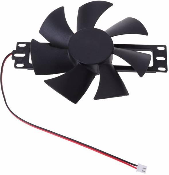 STONE-PRO DV 18V Plastic Blade Cooling Fan for Induction Cooker Cooler