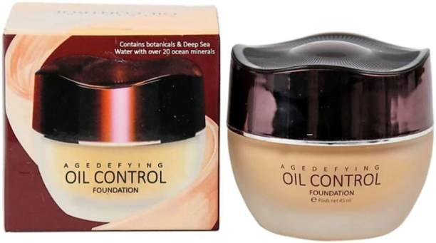 Mattlook oil control Foundation