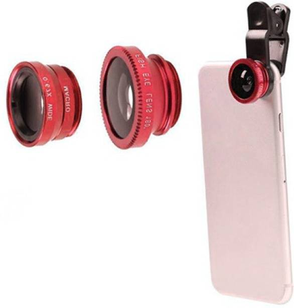 0ae8f16c93d5d Blue Birds New Arrival 0.67X Telescopic Optical HD Cell Phone Camera  Telephoto Lens Universal Clip