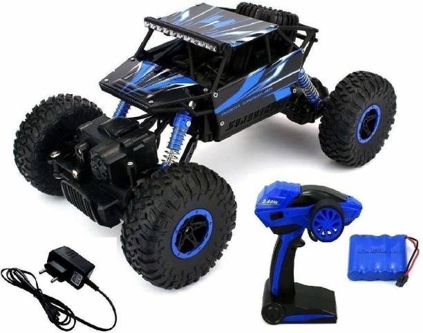 Shop Grab Waterproof Remote Controlled Rock Crawler RC Monster Truck