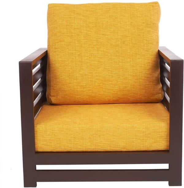 ARRA Jinjer Contemporary Fabric 1 Seater  Sofa